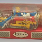 Vintage Ideas Gift Collection Glass Jar Classic Automobile Filled w/ Golf Tees
