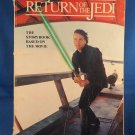 Vintage The Star Wars Return Of The Jedi Storybook Book Softcover