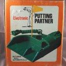 Vintage Oscar Jr Electronic Putting Partner Automatic Golf Ball Return # JR-100