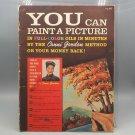 Vintage Conni Gordon You Can Paint A Picture Art Book