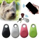 Pets Smart Mini GPS Tracker Anti-Lost Waterproof Bluetooth Tracer For Dog Cat Keys Wallet Bag Kids
