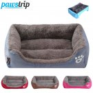 Small 9 Colors Paw Pet Sofa Beds Waterproof