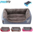 Large 9 Colors Paw Pet Sofa Beds Waterproof