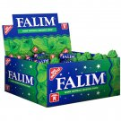 FALIM TURKISH CHEWING GUM Mint Flavoured 100 pieces FREE P&P