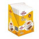 Ulker  Cafe Crown Salep Sahlab Sahlep Hot Drink  Powder 10 Pcs X 15 g (FREE P&P)
