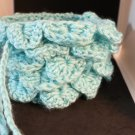 Dragon Scale Dice Bag Baby Blue