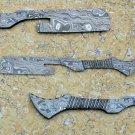 IB razor 92 Custom Hand Made Damascus  Sharp Staight Razor