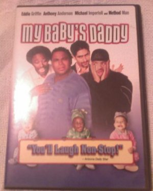 My Baby's Daddy Only $1.99 Used Good Condition!