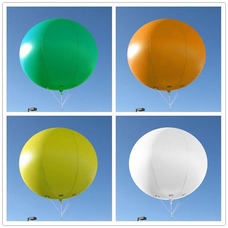 8ft 2.5m Giant Advertising Round Balloon/Celebration Helium Balloons/Free Logo