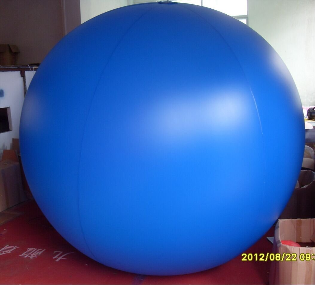 5ft 1.5m Inflatable Advertising Balloon/INDOOR Promotion Party Balloons/Free Logo