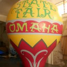 13FT (4M) Inflatable Hot Air Balloon Replica; Advertising Helium Ball; Free Logo