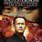 Angels And Demons / The Da Vinci Code (DVD, 2009)