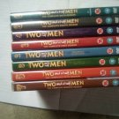 Two And A Half Men - Series 1-8 - Complete - English (DVD, 2011, 28-Disc Set