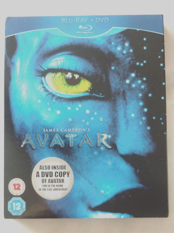 Blu-ray - Avatar [NEW / SEALED]
