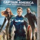Captain America: The Winter Soldier DVD (2014)
