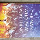 The Man Who Saw Everything, Very Good Condition Book, Levy, Deborah