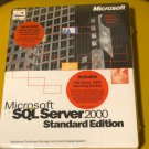 Microsoft SQL Server 2000 Standard Edition 1 processor license, sku 228-01079