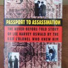 Passport to Assassination by Col. Oleg Maximovich Nechiporenko