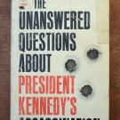 Unanswered Questions About President Kennedy's Assassination by Sylvan Fox