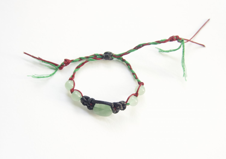 Success Bracelet Red