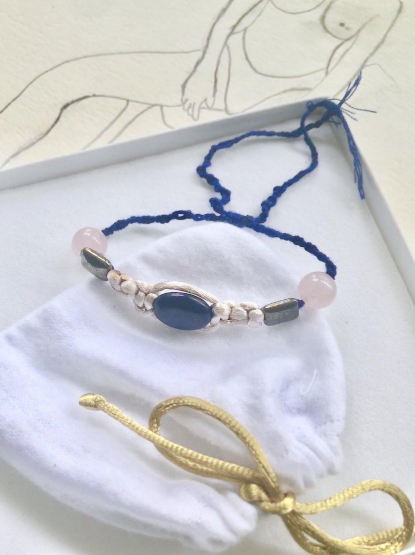 Protection SlipKnot Bracelet