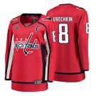 Women's Washington Capitals #8 Alex Ovechkin Stanley Cup Final