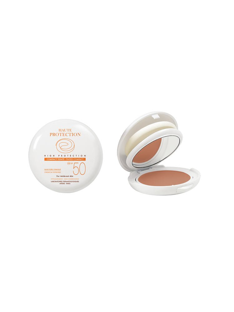 Avene High Protection Compact SPF 50 10g - Gold