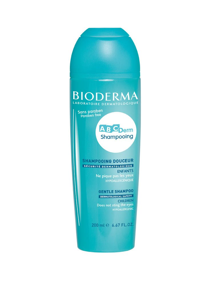 Bioderma ABCDerm Gentle Shampoo 200ml