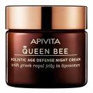 Apivita QUEEN BEE Holistic Age Defense Night Cream with Royal jelly 50ml