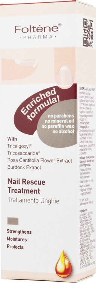 Foltene Nail Rescue Treatment with Protective action against nail Fungus