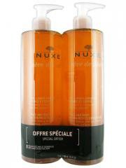 Nuxe Rêve de Miel Ultra-Rich Cleansing Gel 2 x 400ml for face and body