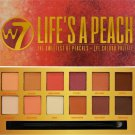 W7 Cosmetics Life's A Peach The Sweetest Of Peaches Eye Colour Palette
