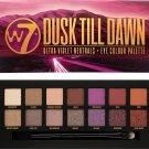 W7 Cosmetics Eye Shadow Palette Dusk Till Dawn