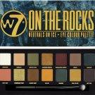 W7 Cosmetics On The Rocks
