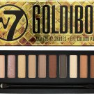 W7 Cosmetics Goldibox Eye Colour Palette