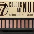 W7 Cosmetics Colour Me Nude Palette