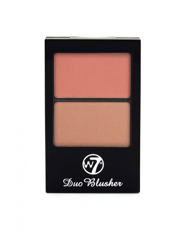 W7 Cosmetics Duo Blusher 01