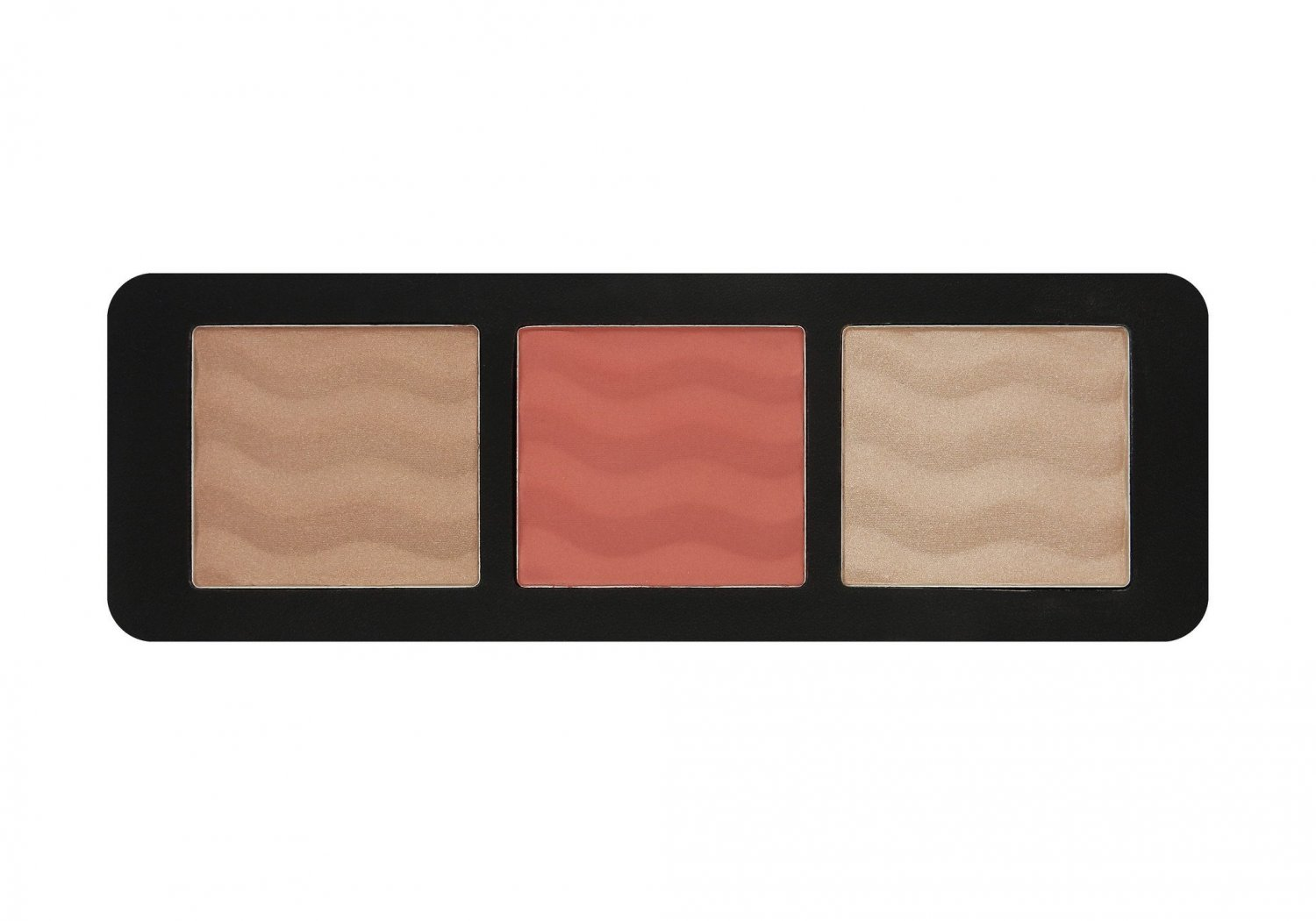 W7 Cosmetics The Cheeky Trio - Bronzer ,Blusher & Highlighter