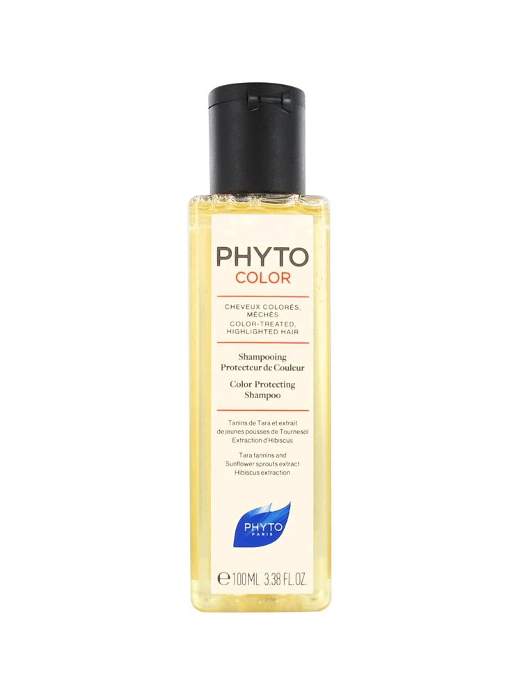 Phyto Phyto Color Color Protecting Shampoo Color-Treated Highlighted Hair 100ml