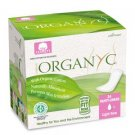 Organ(y)c panty liners with organic cotton folded, 24