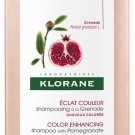 KLORANE COLOR ENHANCING SHAMPOO WITH POMEGRANATE 400ML