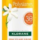 KLORANE POLYSIANES SUBLIME SUN SPRAY WITH ORGANIC TAMANU AND MONOÏ SPF30 200ML