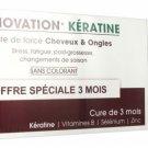 KLORANE KERATIN CAPS 3 X 30 CAPSULES