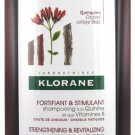KLORANE STRENGTHENING AND REVITALIZING SHAMPOO WITH QUININE AND B VITAMINS 400ML