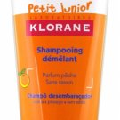 KLORANE PETIT JUNIOR DETANGLING SHAMPOO PEACH FRAGRANCE 200ML