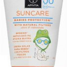 Apivita SUNCARE Babies Protection SPF30 with 100% natural filters 100ml