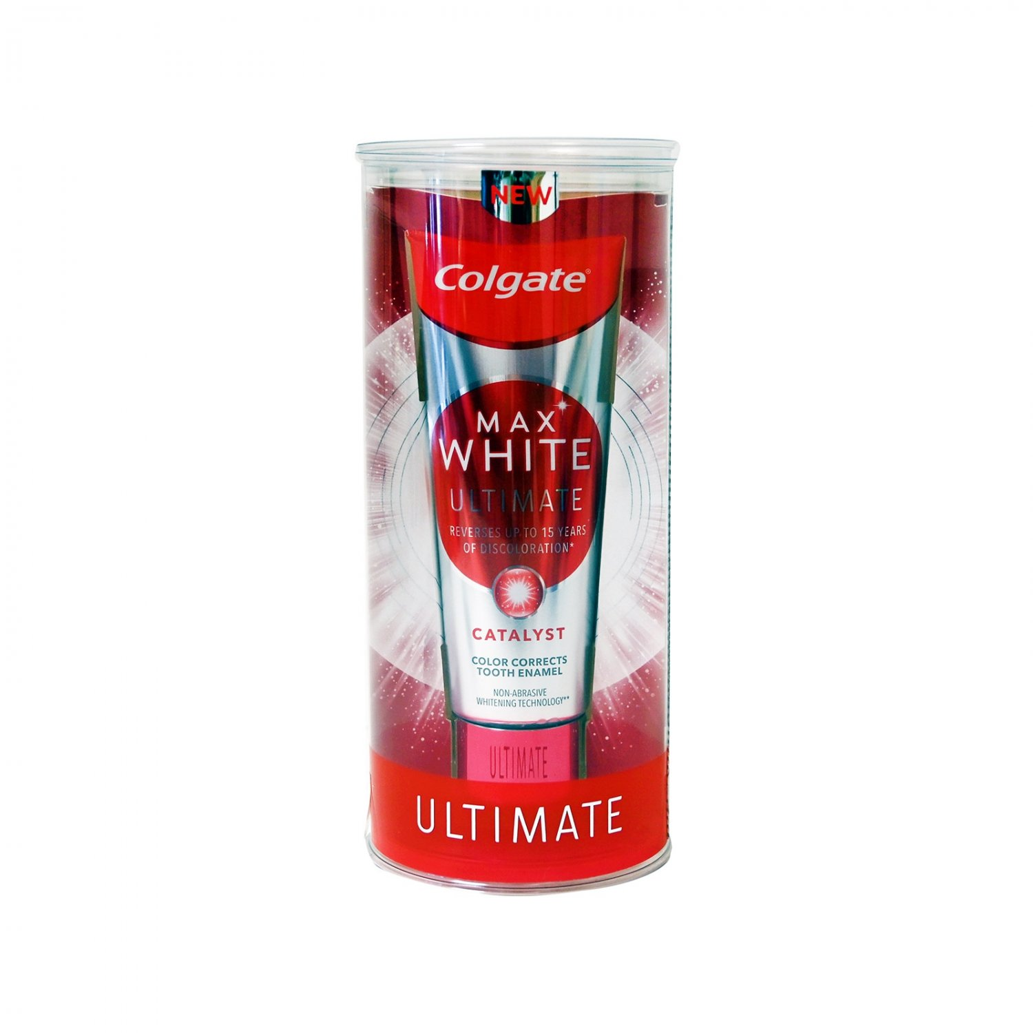 Colgate Max White Ultimate Catalyst Whitening Toothpaste OFFER - 50%