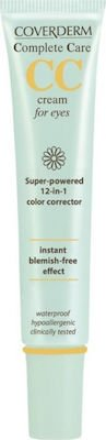 Coverderm COMPLETE CARE CC CREAM FOR EYES 15ml  Light Beige