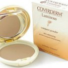 Coverderm Luminous Compact Powder 10g - 02