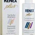 FROIKA RENEX PLUS TAR SHAMPOO (Tarmed Polytar) Psoriasis,Seborrhoea,Dandruff 200ml